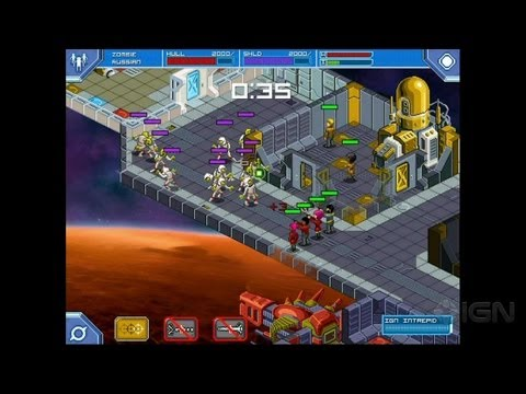 Star Command - Ant aliens! Space zombies! Pixel art! See the opening moments of Warballoon's epic space adventure. Subscribe to IGN's channel for reviews, news, and all thi...
