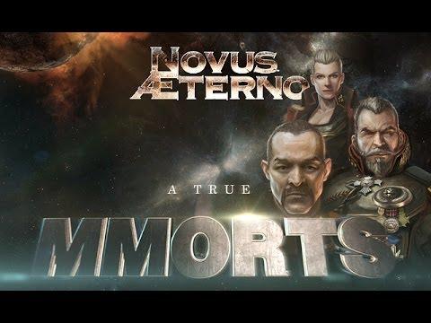 Novus Aeterno MMORTS Kickstarter video