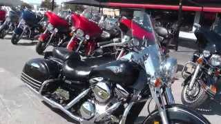 10. 021487 - 2003 Kawasaki Vulcan VN1500 - Used Motorcycle For Sale