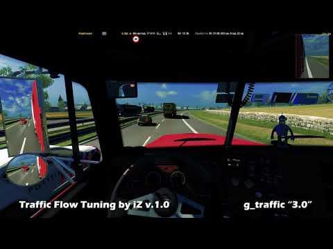 Traffic Flow Tuning by iZ v1.0