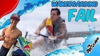 Download Lagu WAKEBOARDING FAIL WITH A PROFESSIONAL (Pedro Caldas) Mp3