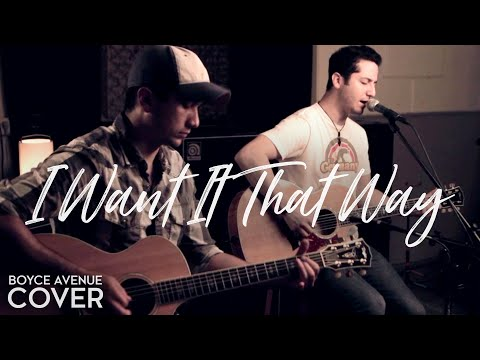 acoustic - Tickets + VIP Meet & Greets: http://smarturl.it/BATour iTunes: http://smarturl.it/BoyceNASV3 Spotify: http://smarturl.it/BoyceNASV3Spotify Boyce Avenue cover...