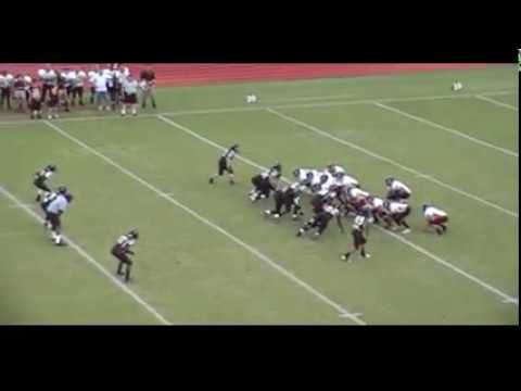 Jeff Luc High School Highlights video.