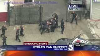 Video Wild Police Chase - South Los Angeles, CA - April 30, 2013 MP3, 3GP, MP4, WEBM, AVI, FLV Juni 2019