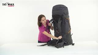 Классический туристический рюкзак большого объема Tatonka Lago 100+15