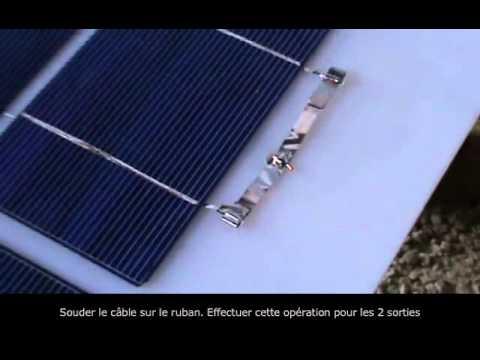 comment construire panneau solaire la r ponse est sur. Black Bedroom Furniture Sets. Home Design Ideas