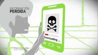 MYMobile Protection Security YouTube video