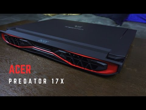 , title : 'ACER Predator 17 X Review'