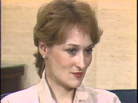 Meryl Streep Interview - Sophie's Choice (1983)
