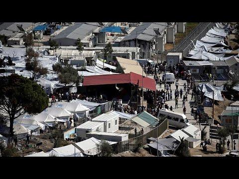 Δημήτρης Βίτσας: «Από τη Μόρια έφυγαν 3.500 άνθρωποι και από την Τουρκία ήρθαν 5.500»…