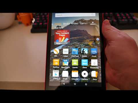 Amazon Fire Tablet How To Install Google Play