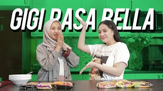 Video Bella Dan Gigi Hadid Masak Mie Indonesia X Malaysia MP3, 3GP, MP4, WEBM, AVI, FLV Mei 2019
