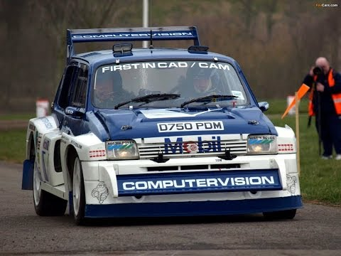 MG Metro 6R4 – Pure Sound [HD]