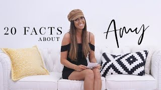 20 Facts About | Amy
