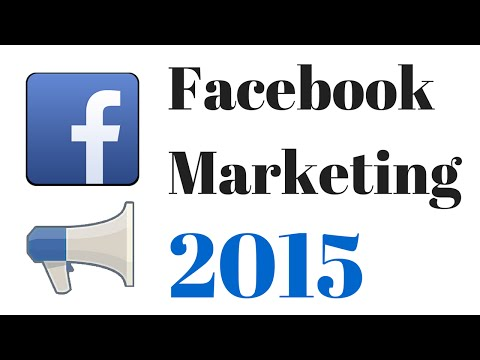 Best Facebook Marketing for 2015