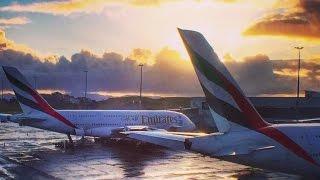Podróż pierwszą klasą w liniach lotniczych Emirates