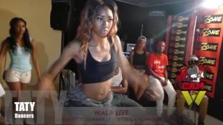 Da War Zone - Taty vs. Simone (BATTLE - FULL ROUND 1)