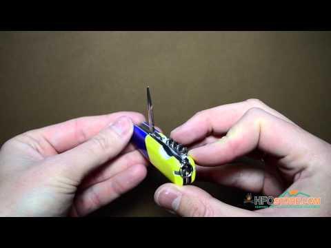 Відеоогляд складного швейцарського ножа Ego Tools A01.8 UKR