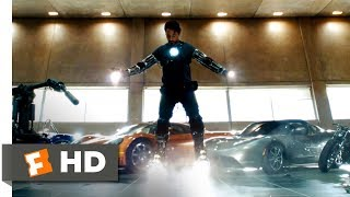 Iron Man (6/9) Movie CLIP   Yeah, I Can Fly (2008) HD