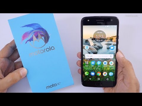 Moto X4 Unboxing & Hands On Overview (Indian Unit)