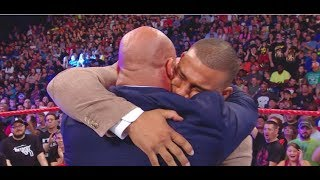 After months of speculation, we finally found out Kurt Angle's secret. All that, and more from Fightful.com editors Sean Ross Sapp and Alex Pawlowski! Topics include- Kurt Angle's secret- No More purple ropes!- Hardyz/GFW gimmick problems- Summerslam- HOSS BATTLE- WWE leaks- Talking Smack canceled