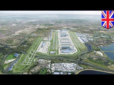 London Heathrow Airport's Expansion Plan Explained - TomoNews