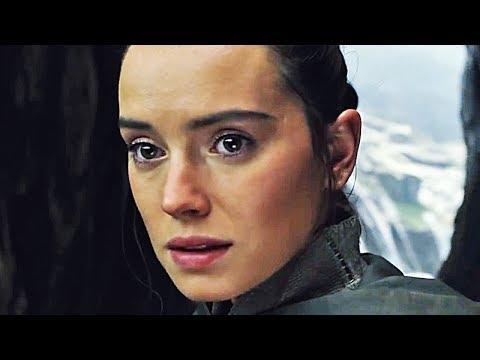 Star Wars: The Last Jedi - Where Is Rey