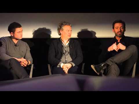 EDDIE THE EAGLE - Rencontre avec l'équipe du film (en anglais) - Paris le 21 mars 2016 (3/3)