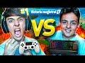 1 VS 1 CONTRA MI HERMANO en FORTNITE: Battle Royale!! - Agustin51