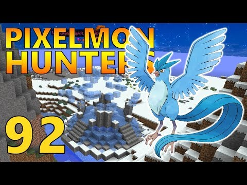 [92] Articuno And The Great Blacephelon Hunt! (Pixelmon Reforged Gameplay S2)