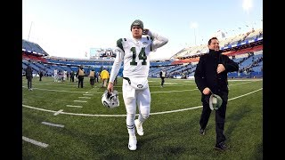 Jets' Sam Darnold details late game-winning rally