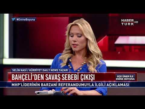 Enine Boyuna - 24 Ağustos 2017 (Suriye ve Irak'ta Yeni Dengeler)