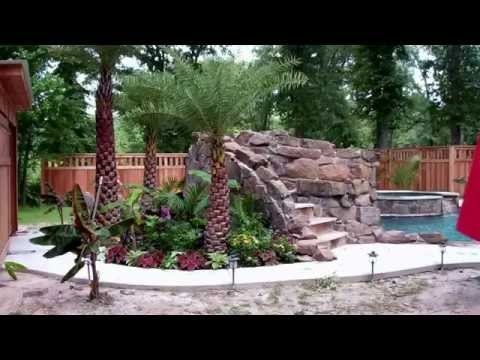 Video Palm Tree Landscaping Pool landscaping Lake Conroe Katy Sugarland Clear Lake Livingston download in MP3, 3GP, MP4, WEBM, AVI, FLV January 2017