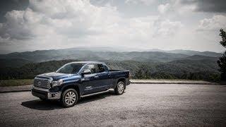 First Drive 2014 Toyota Tundra