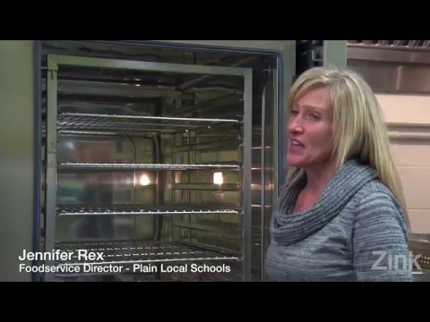Zink's Chef Ash & Plain Local Schools discuss the advantages of the C4