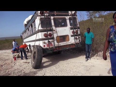 Гаити - Самые Страшные и Жуткие Дороги в Мире \ Самые опасные путешествия\