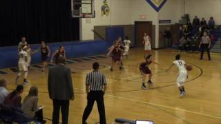 Plays of the Game - Women's Basketball vs. Aquinas