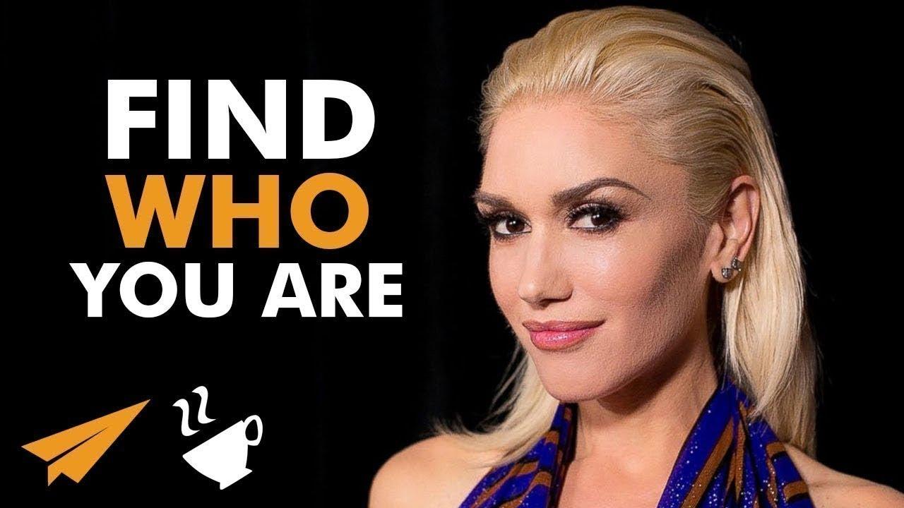 Find WHO You Are - Gwen Stefani (@gwenstefani) - #Entspresso