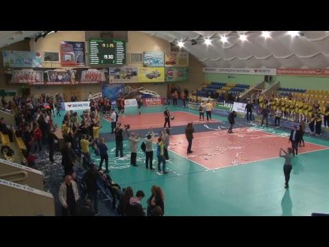Пряма трансляція Суперкубок України з волейболу, між чоловічими командами