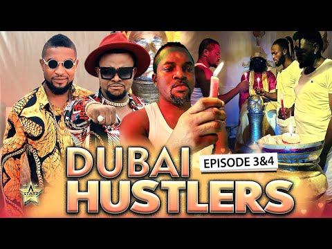 DUBAI HUSTLERS (EPISODE 3&4)   (NEW MOVIE) LATEST UCHE NANCY & CHINENYE NNEBE HIT NOLLYWOOD MOVIES