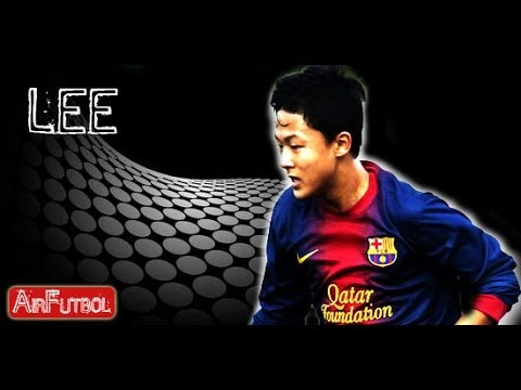 Seung - Seung Woo Lee is a 15-year-old South Korean footballer who plays for FC Barcelona's Cadet A (U16) and Juvenil B (U17) sides as a striker. Lee is regarded as ...