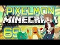 Minecraft: Pixelmon Let's Play w/Mitch! Ep. 69 - LUCK! (Pokemon Mod)