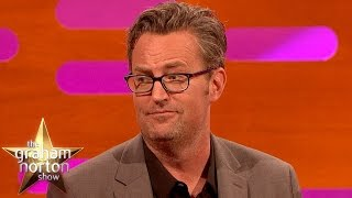 Download Video Matthew Perry Takes The Friends Apartment Quiz - The Graham Norton Show MP3 3GP MP4