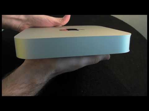 Apple Mac Mini - June 2010 HDMI Model - Unboxing & Product Tour