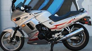 5. 2007 Kawasaki Ninja 250 ... Great Starter Sportbike!