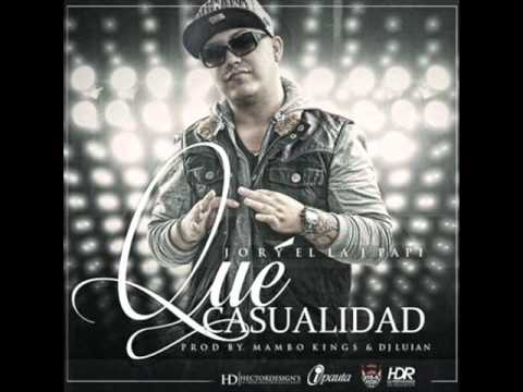 Jory - Que Casualidad (Prod. By Mambo Kingz Y Dj Luian) (Official Preview) 1