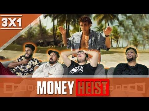 Money Heist | La Casa de Papel | 3x1| We Are Back | REACTION!