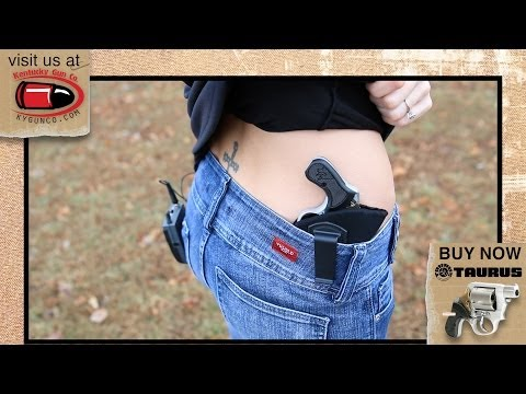 Taurus 85 View SHOT Show 2014 Preview