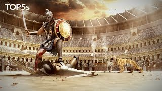 Video 5 Toughest & Most Feared Gladiator Fighters of Ancient Rome... MP3, 3GP, MP4, WEBM, AVI, FLV Februari 2019