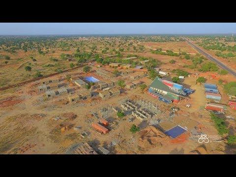 Images du Centre de Sauvetage au Burkina Faso